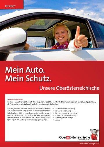 Mein Auto. Mein Schutz. - Oberösterreichische Versicherung AG