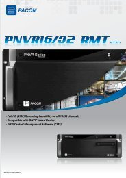 · Full HD (2MP) Recording Capability on all 16/32 channels ...