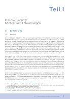 Inklusion: Leitlinien für die Bildungspolitik - Seite 7