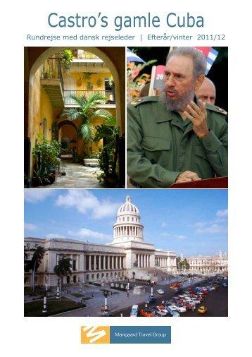 Castro's gamle Cuba - Mangaard Travel Group