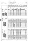 Katalog měřicí transformátory proudu - VAE ProSys sro - Page 3