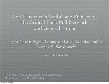 Presentation [PDF] - University of Queensland