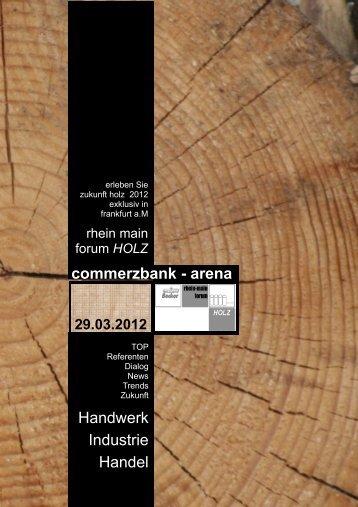 HOLZ 2012 - HolzLand Becker