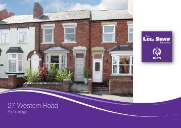 View Brochure - Lee Shaw Partnership