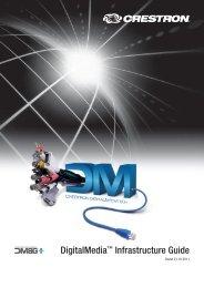 DigitalMedia™ Infrastructure Guide - Aveo