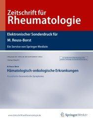 Zeitschrift für - RehaZentren Baden-Württemberg