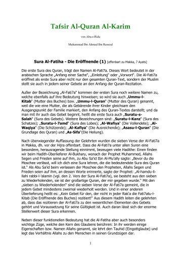 Tafsir Sure Al-Fatiha.pdf - Way to Allah
