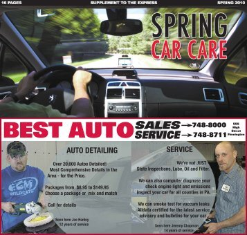 BEST AUTO - The Express