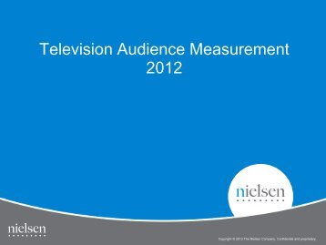 to view the full presentation - ThinkTV