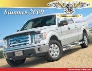2009 Summer Flyer - Cloud-Rider