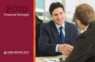 Financial Strength - CUNA Mutual Group