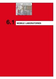 6.1 MOBILE LABORATORIES - Tecnotest