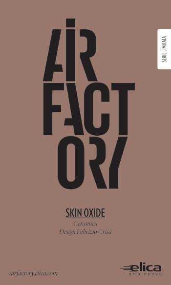 Flyer Skin Oxide - AirFactory - Elica