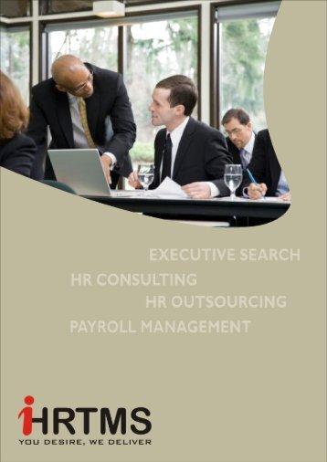 Corporate Brochure - HRTMS Online