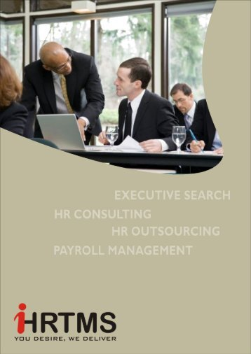 Corporate Brochure - HRTMS Online