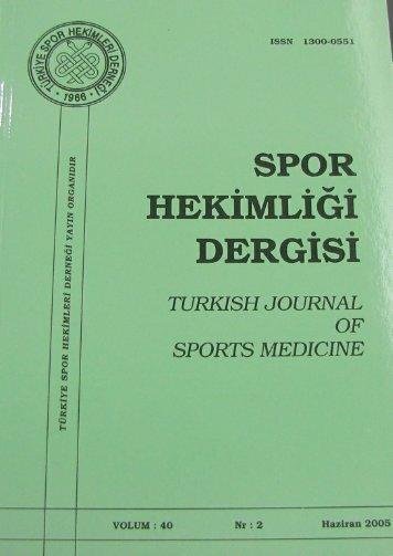 SHD_V40_NO2_2005 - Spor Bilim