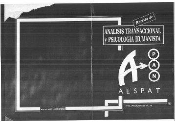 1er. semestre - Año XIII - aespat