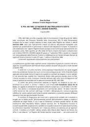 Il PDL 480/1998: le ragioni di una prolungata sosta ... - Europroject