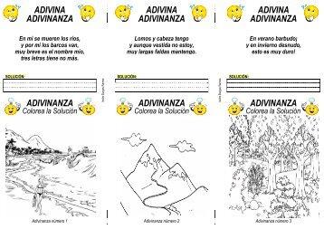 adivinanza - Actiludis