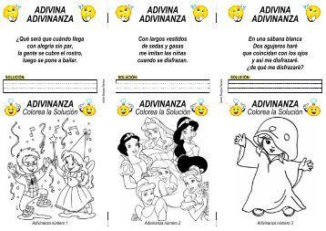 el carnaval - Actiludis