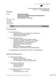 Protokoll - Region Hesselberg