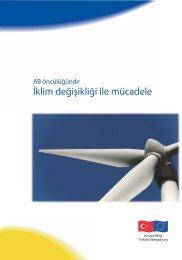 İklim değişikliği ile mücadele - delegation of Turkey