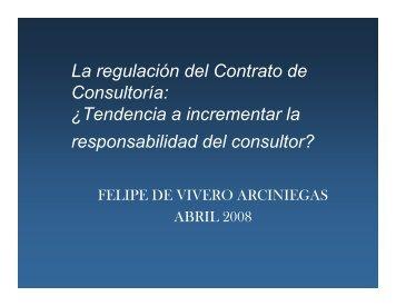 Consultoría - Revista de Ingeniería
