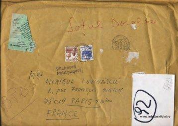 M. Lovinescu - arhivaexilului.ro