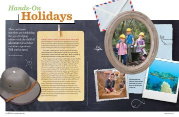 Hands On Holidays by Amanda Castleman - Reef