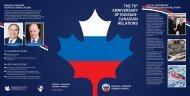 RCaBC - Booklet - Canada Eurasia Russia Business Association