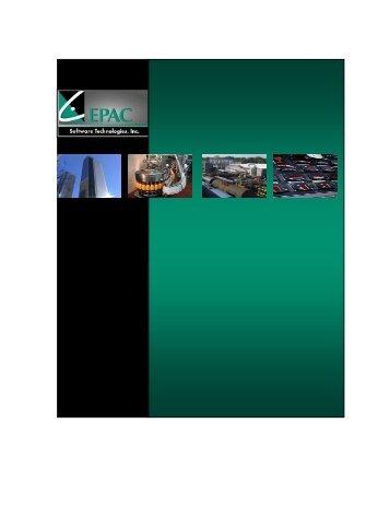 Enterprise Asset Management Computerized ... - FacilitiesNet