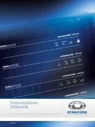 PROMATRIX 8000 System - M-Akustik