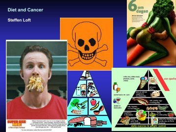 Diet and Cancer - CPNC