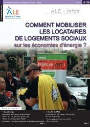 COMMenT MOBILISeR LeS LOCaTaIReS de LOgeMenTS ... - ALE
