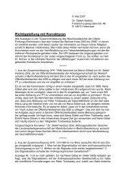 Richtigstellung mit Korrekturen - Anthroposophische Gesellschaft in ...