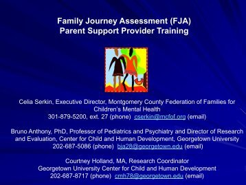 FJA Training PowerPoint Presentation - National Technical ...