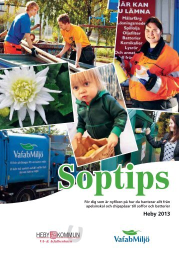 Soptips 2013 - Heby kommun