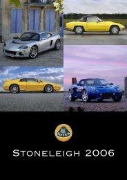 Europa S - Lotus Esprit World