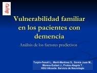 presentación diapositivas - Sociedad Valenciana de Neurología