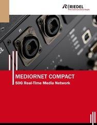 MediOrNet COMpaCt - Riedel