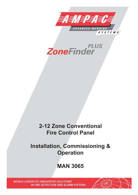 Zonefinder Plus Manual Ampac
