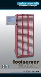 TSM-elektronisches Ausgabesystem - assistYourwork