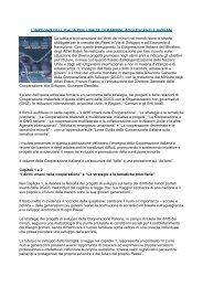 L'impegno dell'Italia per i diritti di bambini, adolescenti e giovani