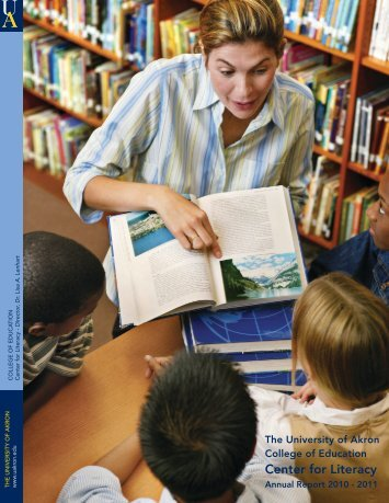 Center for Literacy - The University of Akron