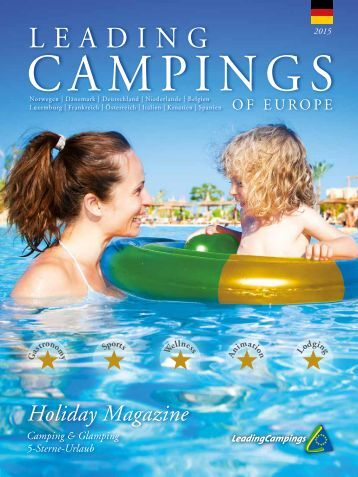 LEADING CAMPINGS EUROPE DEUTSCH