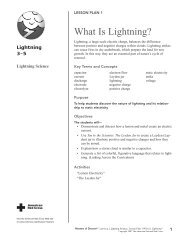 3-5 What Is Lightning?