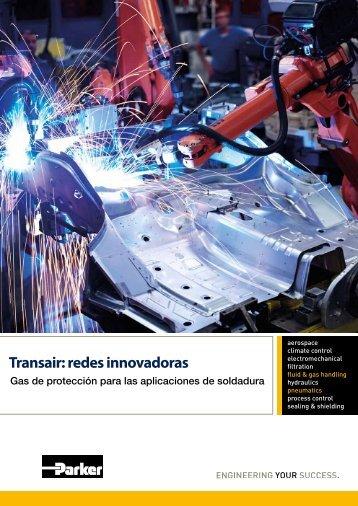 Transair: redes innovadoras