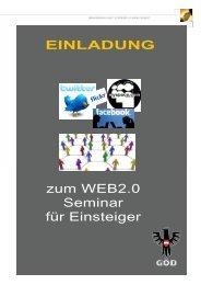 WEB 2.0 Anfänger - oeaab.fcg.goed-Blog