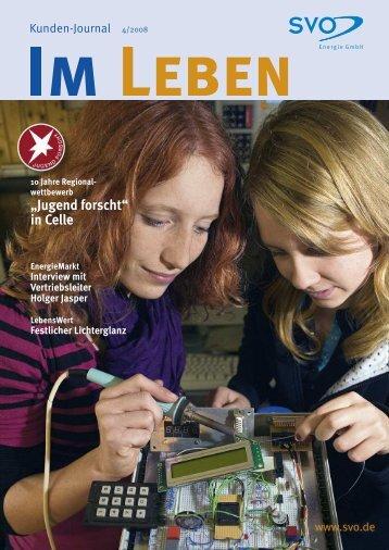 Interview mit Vertriebsleiter Holger Jasper - SVO Vertrieb