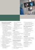 Chirurgisches Leistungsspektrum - Spital Lachen - Seite 3